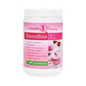 The Healthy Mummy多种口味可选代餐粉smoothie 草莓味