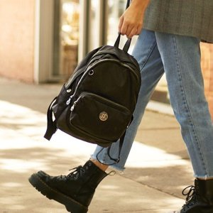Kipling Women's Seoul S Backpack Black@ | aDealAlert