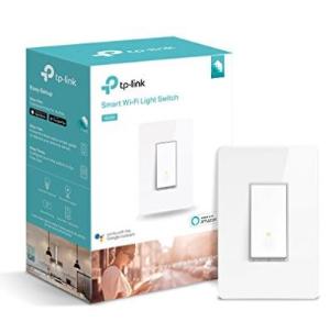低过美亚!$29.99(原价$53)TP-Link HS200 智能 Wi-Fi 开关