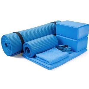 $29.99(原价$39.99)BalanceFrom 家用健身瑜伽7件套