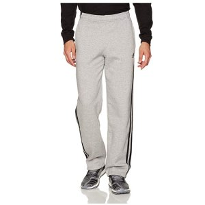 $16.84(原价$45.00)adidas 经典爆款三条杠运动长裤