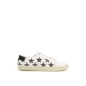 Saint Laurent星星运动鞋