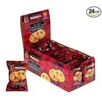 Walkers Shortbread 巧克力黄油饼干 20袋装