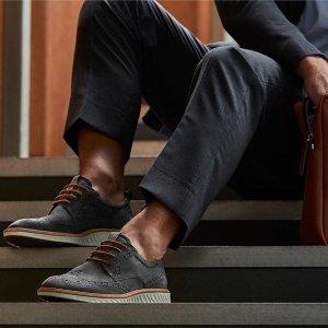 折扣区低至3.8折Ecco官网 季末大促 精选男女鞋履 给你双脚一个放松的机会