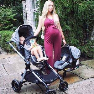 折叠推车低至$44 淘好价Graco Evenflo 安全座椅 婴儿推车 亚马逊大集合