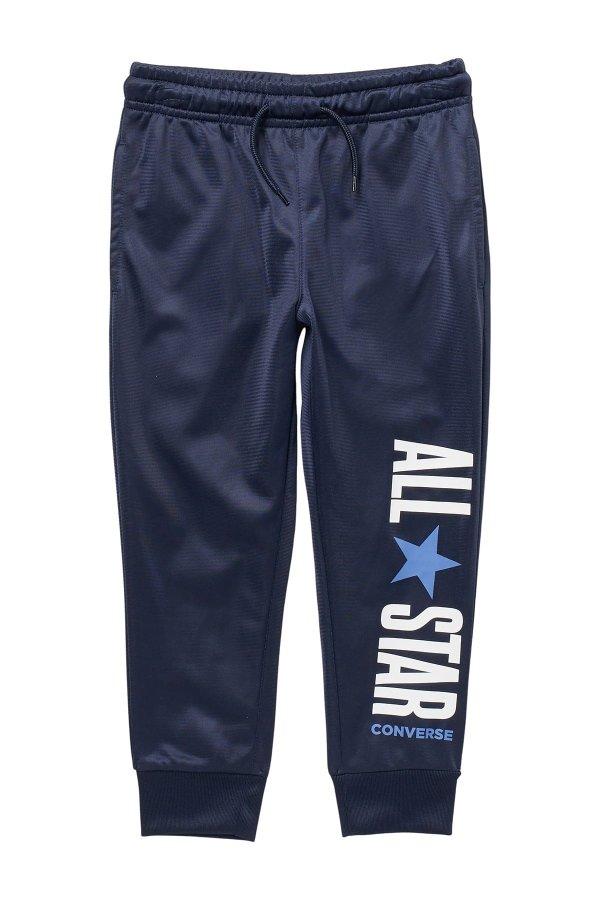 男童运动长裤