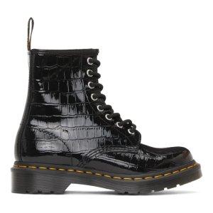 Dr. Martens1460 厚底马丁靴