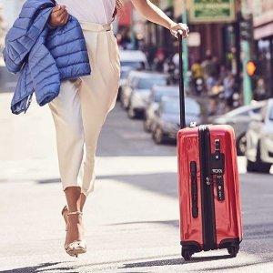 低至6折+额外7.5折折扣升级:Tumi 高级行李箱包折上折热卖  出差旅行好伙伴