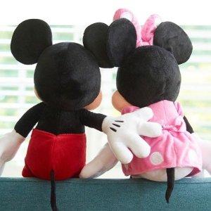满€50享9折ShopDisney 全场大促 把迪士尼玩偶一次买回家
