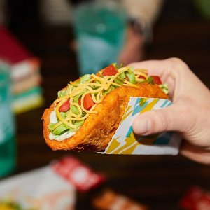 each $3.49Taco Bell Naked Chicken Chalupa