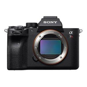 a7R4 $2548Focus Camera Sony 学生专区专业相机、GM镜头等额外8折