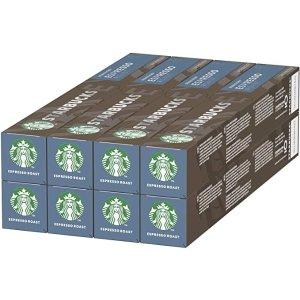 Starbucks黑咖啡 8条80颗