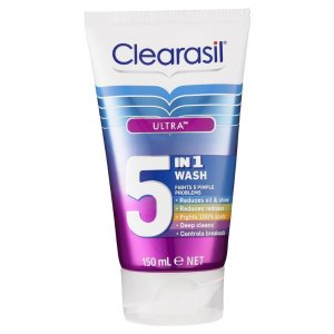 Clearasil5合1清洁洗面奶 150ml