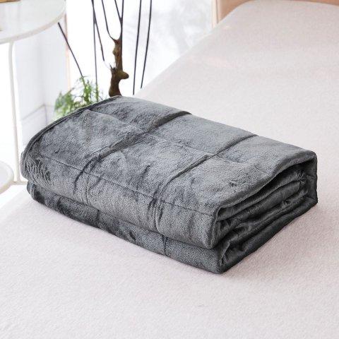Altavida 12-lb. Ultra Plush Faux Mink Weighted Blanket