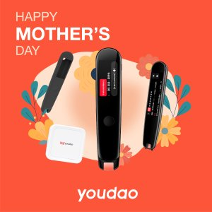 2021Youdao Mother's Day Sale