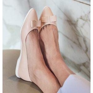 Cole Haan晒货类似款平底鞋