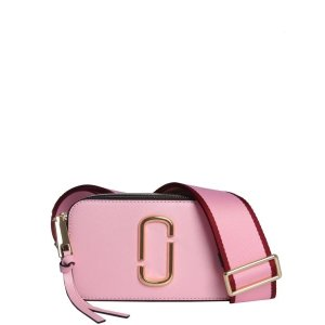 Marc JacobsSMALL SNAPSHOT LEATHER CAMERA BAG