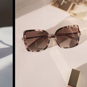 第二副7折 折扣区可叠加Sunglass Hut 大牌墨镜全场热促 Dior、Gucci、宝格丽、Burberry 都有