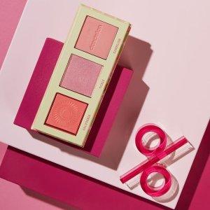 买3免1 €12收限量版腮红Douglas 自主品牌系列彩妆 超美奶油仙女指甲油 限时热促中