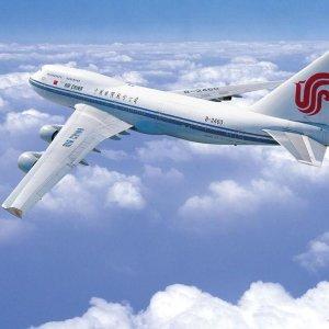 直飞往返$439起  37条特惠航线国航 美国多地往返中国机票好价 8月-12月日期