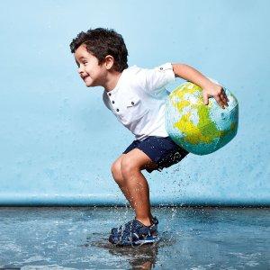 低至2.7折+免邮Century 21 儿童鞋履年中大促 收会呼吸的GEOX鞋子