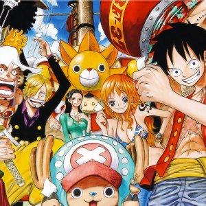 GWPShu Uemura X One Piece New Release