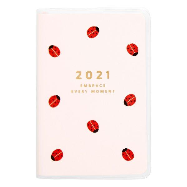 2021 A7 周计划手帐