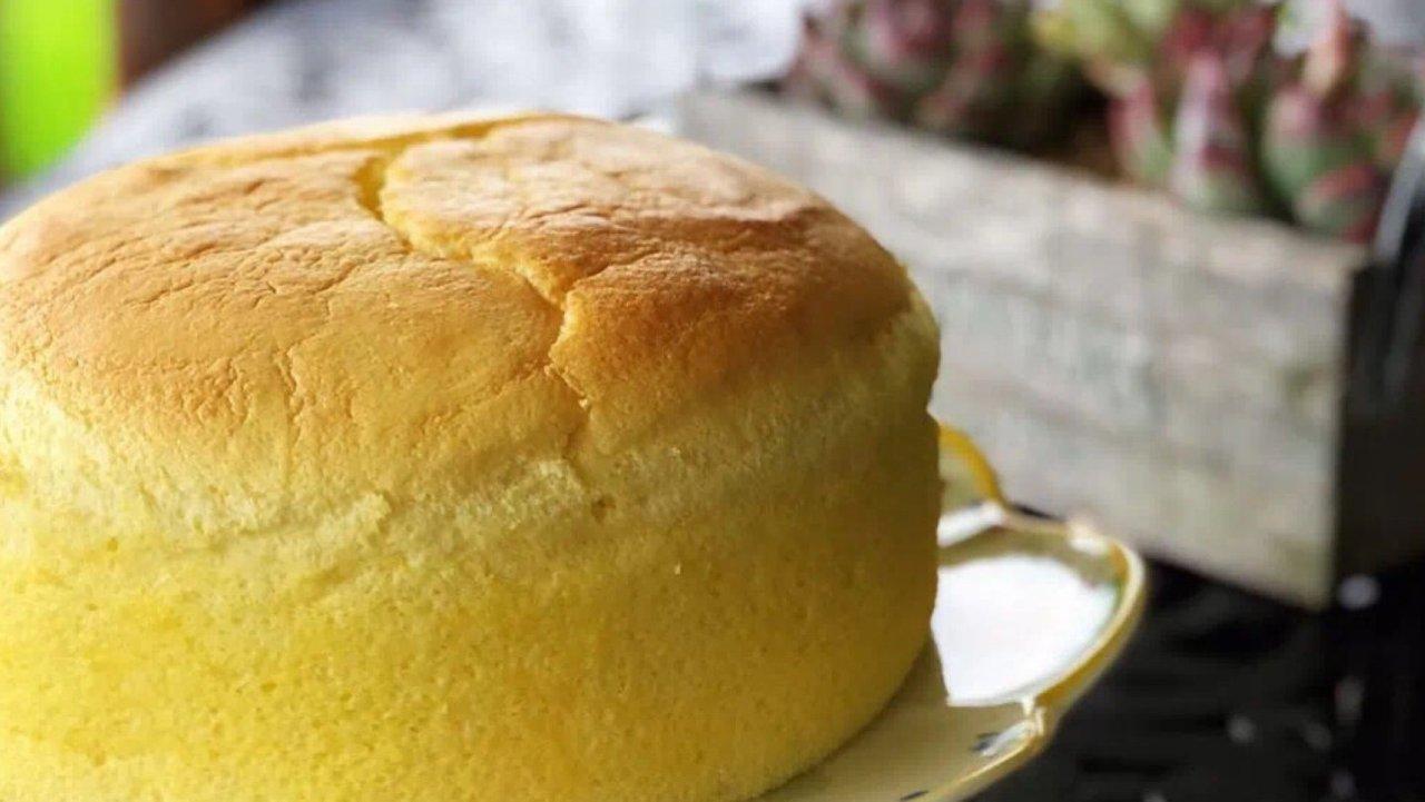 不加油的酸奶油蛋糕