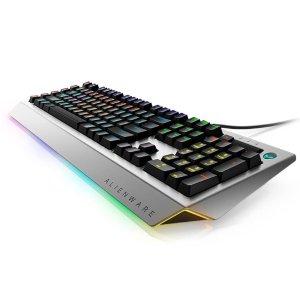 $99.99(原价$155.99)限今天:Alienware 外星人AW768游戏键盘