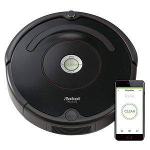 $199.99iRobot Roomba 671 Wi-Fi 扫地机器人