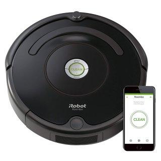 $229.99限今天:iRobot Roomba 671 Wi-Fi 扫地机器人