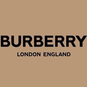 折扣升级:Burberry 大促再降价 SS20新款罕见力度 热门单品全在线