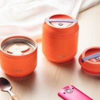 【自营】苏泊尔保温饭盒女超长保温桶便当盒不锈钢闷烧罐焖烧杯壶