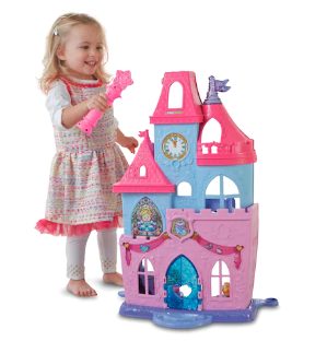 Coming Soon:  Disney Princess Little People Magical Wand Palace by Fisher-Price