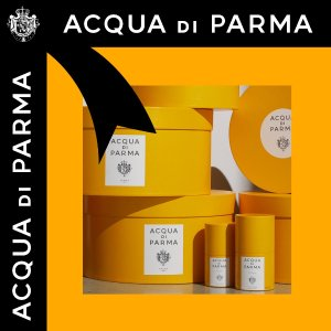 日历€420 礼盒€88起Acqua di Parma 圣诞日历法国首发 圣诞礼盒同步上市