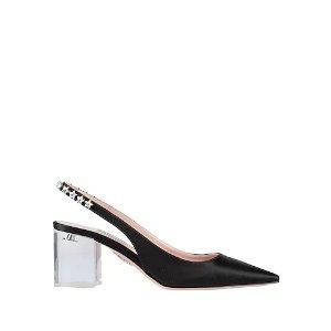 Miu Miu黑色高跟鞋