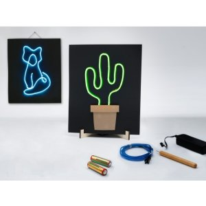 Light-Up Wire Art Ages 9+