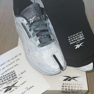 3折起 £195收德训鞋Maison Margiela 爆款上新 经典分趾鞋、德训鞋也参加