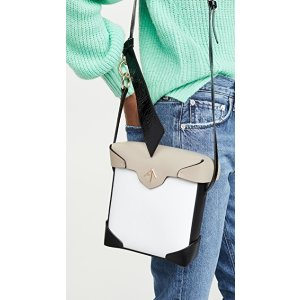Manu AtelierMini Pristine Combo Bag