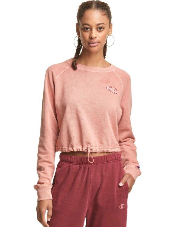 Vintage Dye Bungee 卫衣