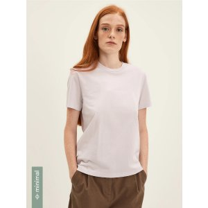 Frank And OakThe Essential Tee in Light Purple