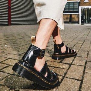 6.7折 €40收橙子汽水帆布鞋The hut 鞋履好价 收Dr. Martens、Converse等新款