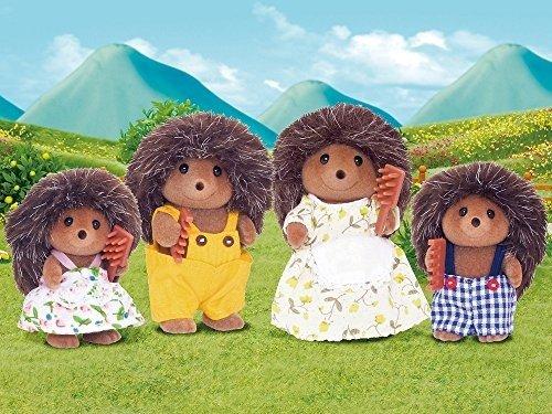Pickleweeds Hedgehog 家族