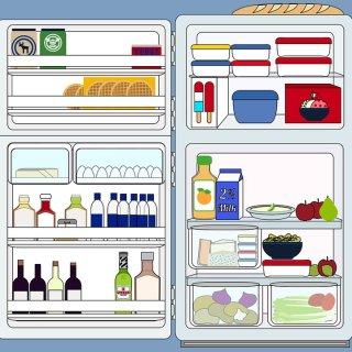 【第114期原创之星】最强冰箱收纳&食材冷藏攻略|日本主妇也推荐