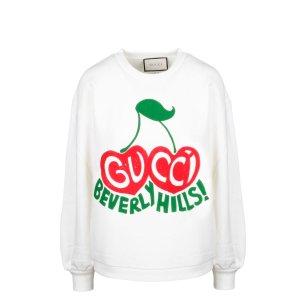 Gucci页面标注英镑,价格低于欧元!卫衣