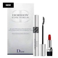 Dior 迷你唇膏+正装睫毛膏套装 相当于买睫毛膏送唇膏
