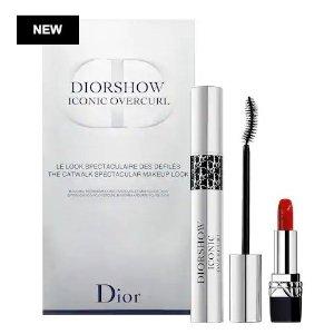 $29.5Diorshow Iconic Overcurl Catwalk Spectacular Makeup Look Set
