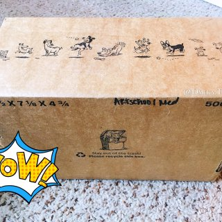 BarkBox订阅盒测评 | 🐶:每个月都有惊喜,棒棒哒