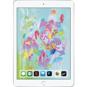 AppleiPad Wi-Fi 128GB Silver