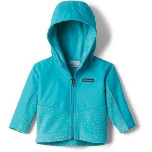 ColumbiaSteens Mountain Overlay Hooded Jacket - Infants' | REI Outlet